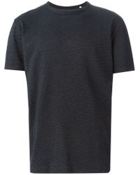 Our Legacy - Black Micro Dot T-shirt for Men - Lyst
