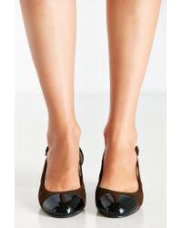 Jeffrey Campbell | Natural Tulloch Cutout Heel | Lyst