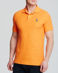 Psycho Bunny | Orange Classic Polo - Regular Fit for Men | Lyst