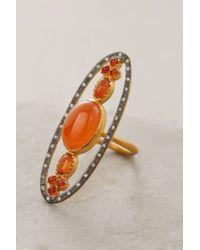 Anthropologie | Orange Omorose Ring | Lyst