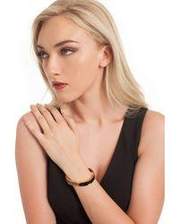 Trina Turk Multicolor Enamel Hinge Bracelet