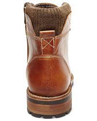 Steve Madden - Brown Shredder Desert Boots for Men - Lyst