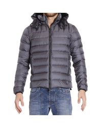 Rossignol | Gray Down Jacket for Men | Lyst