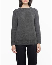 Wool And The Gang | Gray Stevie Sweater | Lyst
