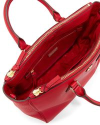 Tory Burch - Red Robinson Multifunction Tote Bag - Lyst