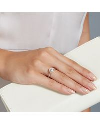 Astley Clarke   Metallic Mirielle 0.71ct Diamond Ring   Lyst