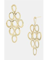 Ippolita | Yellow 18k Gold Cascade Earrings | Lyst