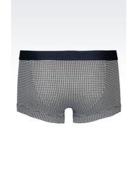 Emporio Armani - Blue Boxers for Men - Lyst