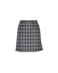 Marc By Marc Jacobs - Multicolor Terence Tweed Mini Skirt - Lyst