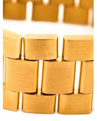 Acne Studios Metallic 'Elin' Bracelet