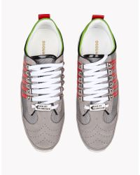 DSquared² | Gray 251 Sneakers for Men | Lyst