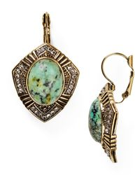 Samantha Wills | Green Dream With Me Drop Earrings | Lyst