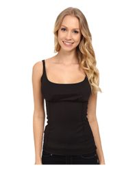 Miraclebody - Black Bff Top W/ Body-shaping Inner Shell - Lyst