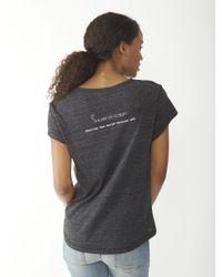 Alternative Apparel Black Art Of Elysium Dreamer Eco-Jersey Crew T-Shirt for men