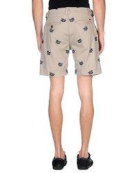 Antony Morato Natural Bermuda Shorts for men