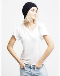 Wool And The Gang | Blue Gobi Beanie | Lyst