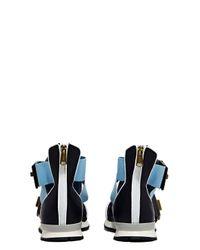 Vionnet - Black Womens Vitello Sneaker - Lyst