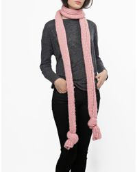 Wool And The Gang | Pink Giles Scarface | Lyst