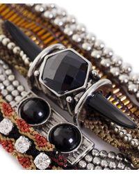 Hipanema Brown Montana Bracelet