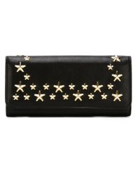 Jimmy Choo - Black 'nino' Wallet - Lyst
