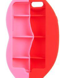 Stella McCartney | Pink Lips Iphone 5 Case | Lyst