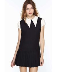 Nasty Gal | Natural Unif Charlotte Dress | Lyst