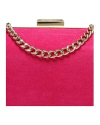 Miss Kg | Pink Jewel Clutch Handbag | Lyst