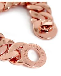 Marc By Marc Jacobs | Metallic Katie Chain Bracelet | Lyst