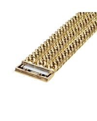 Jenny Bird - Metallic Always Hustlin' Bracelet - Lyst