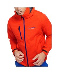 Ralph Lauren | Orange Multi-climate Windbreaker for Men | Lyst