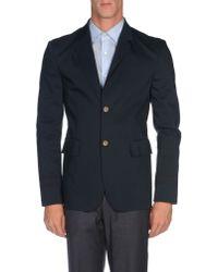 Gucci - Blue Blazer for Men - Lyst
