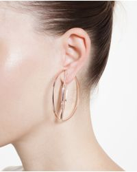 Maria Black | Pink Rose Gold Salome Earring | Lyst