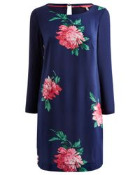 Joules Blue Sofia Tunic Top