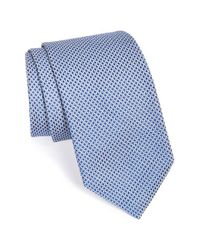 Robert Talbott | Blue 'best Of Class' Woven Silk Tie for Men | Lyst