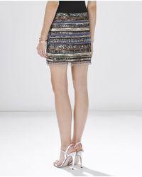 Parker - Black Corsica Skirt - Lyst
