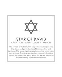 ALEX AND ANI - Metallic Star Of David Beaded Bracelet, Precious Metal Collection - Lyst