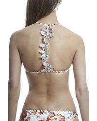 Zimmermann | Multicolor Alchemy Flutter Back Bikini | Lyst
