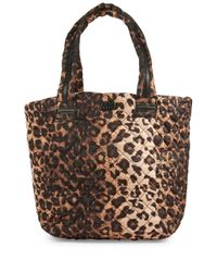 Steve Madden Multicolor Diamond Quilted Tote