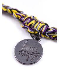 Venessa Arizaga Metallic 'cuba Livre' Palm Tree Necklace