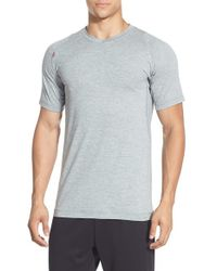 Rhone | Gray The General Performance T-Shirt for Men | Lyst