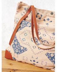 Free People - Multicolor Womens Everhart Tote - Lyst