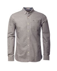 Tommy Hilfiger | Gray Andre Shirt for Men | Lyst