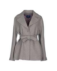 Façonnable - Gray Blazer for Men - Lyst