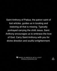 ALEX AND ANI | Metallic St. Anthony Of Padua Bangle | Lyst