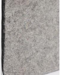 ASOS - Black Leather Zip Around Wallet - Lyst