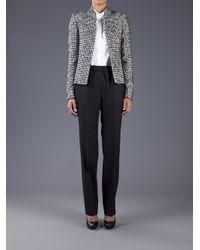Pauw Black Tweed Jacket