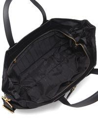 Marc By Marc Jacobs Black Preppy Nylon Elizababy Diaper Bag