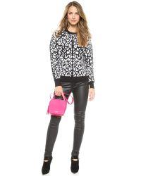 kate spade new york Pink Bobi Cross Body Bag Vivid Snapdragon