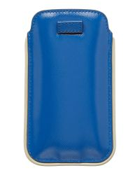Ted Baker Blue Highlight Piping Phone Case for men