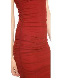 Jean Paul Gaultier Red Sleeveless Dress Messico